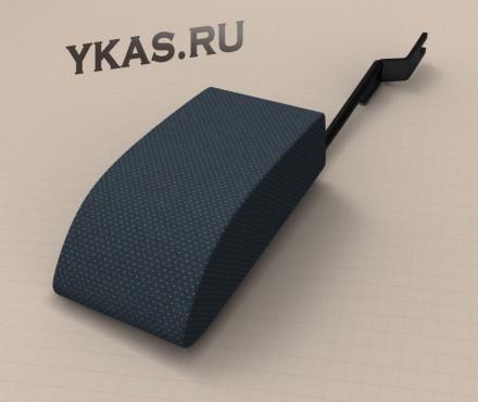 Подлокотник  ВАЗ НИВА Тольятти  (мягкий)  ткань