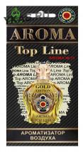 Осв.возд.  AROMA  Topline  Мужская линия  №73   Shaik Gold Edition
