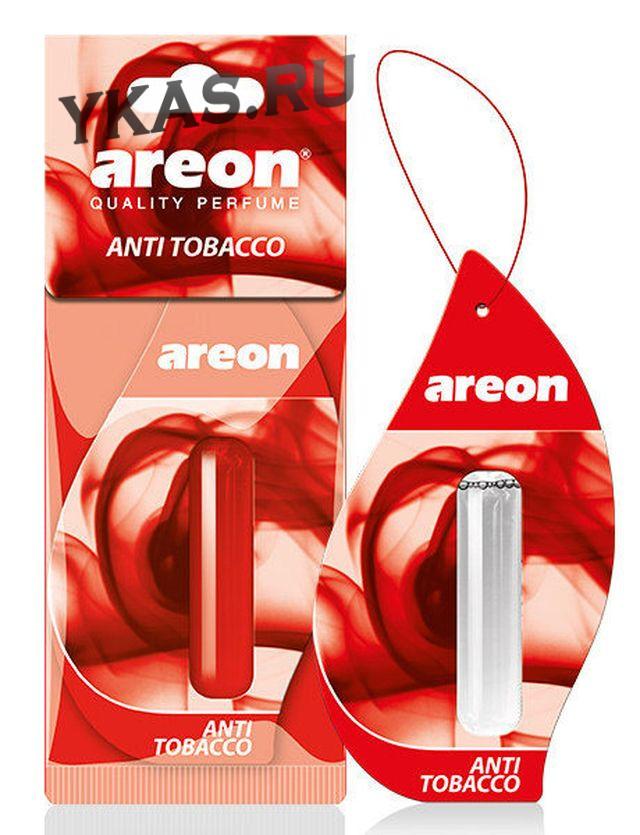Осв.возд. Areon MON LIQUID 5ml   Anti Tobacco