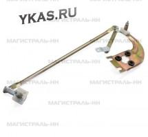 VLT Трапеция стеклоочистителя  ВАЗ-2101  (ан. СЛ191Б.)
