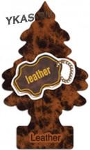 "Осв.воздуха  Wunder-Baum Little   ""Leather""  Кожа"