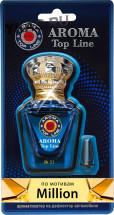 Осв.возд.  AROMA  Topline  на дефлектор Мужская линия  №21   1 Million Paco Rabanne