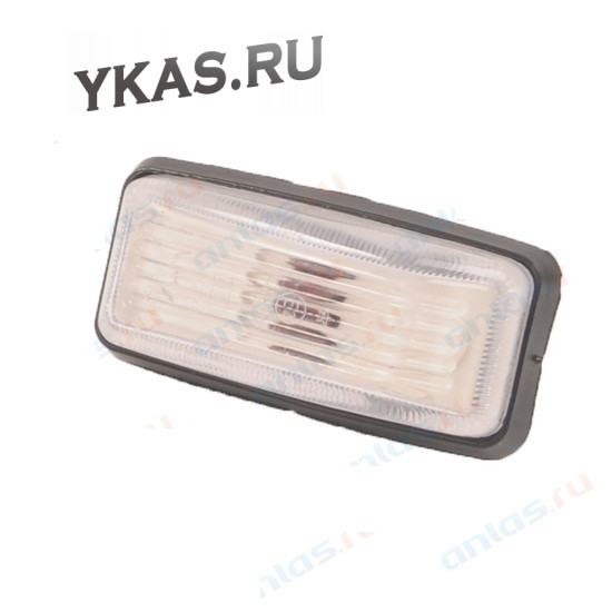 Повторитель поворотов 2108-21099,Таврия белый (с прокладкой)