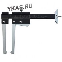 Штангенциркуль (кронциркуль) для тормозных дисков, 0-60 мм_39678