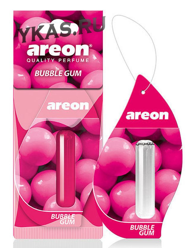Осв.возд. Areon MON LIQUID 5ml   Bubble Gum