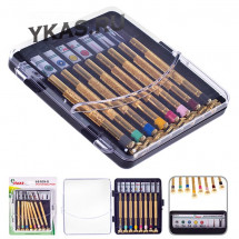Инструмент HANS. Набор отвёрток для ремонта мобильных телефонов. 8 предметов. (06109-8)