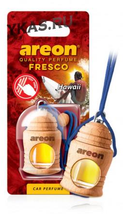 "Осв.возд. Areon FRESCO ""бутылочка в дереве"" Hawai"