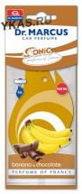 Осв.воздуха DrMarcus подвесной  SONIC  Banana & Chocolate