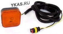 Повторитель поворотов LED с проводом на светодиодах (LD-097)