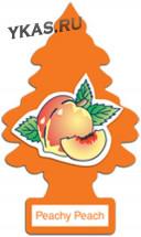 """Осв.воздуха  Wunder-Baum Little   """"Peachy Peach""""  Персик"""