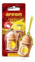 "Осв.возд. Areon FRESCO ""бутылочка в дереве"" Lemon"