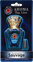 Осв.возд.  AROMA  Topline  на дефлектор Мужская линия  №55   Dior SAUVAGE