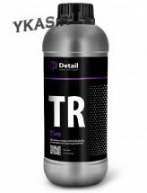 """DETAIL  Чернитель резины  """"TR""""  с гидрофобным и защитными свойствами  1л."""