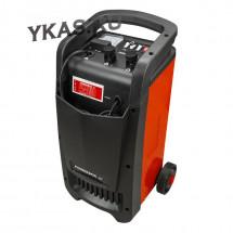 Пуско-зарядное устр-во  KVAZARRUS PRO инверторное 12-24V  ток зарядки 13-40A , Start 340