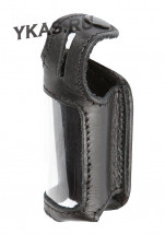 Чехол для брелка сигнализации  Scher-Khan Magicar  3/4  кожа  черный