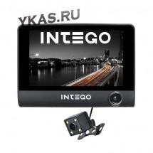 Видеорегистратор  Intego VX-315 три камеры