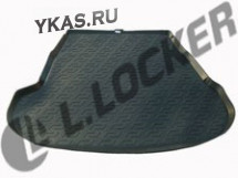 Коврик багажн.  Kia Optima III (K5) SD c 2010г-   (РЕЗИНА)