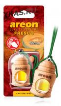 "Осв.возд. Areon FRESCO ""бутылочка в дереве"" Melon"