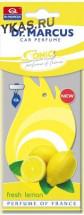Осв.воздуха DrMarcus подвесной  SONIC  Fresh Lemon