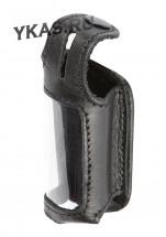 Чехол для брелка сигнализации  Scher-Khan Magicar  A/B  кожа  черный