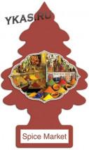 "Осв.воздуха  Wunder-Baum Little   ""Spice Market "" Ярмарка специй"