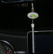 Подвески на зеркало заднего вида с освежителем Kia