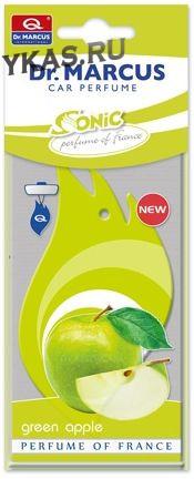 Осв.воздуха DrMarcus подвесной  SONIC  Green Apple