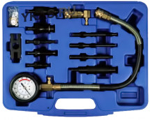 Компрессометр дизельный с насадками для легковых автомобилей_15319