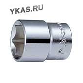 """Инструмент HANS. Торцевая головка 1/2"""" 6-гр. 16 мм"""