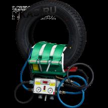 Вулканизатор 01012 (3 гибких нагревателя и 3 пневмоподушки в чехлах)_15449