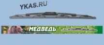"""Дворники  Медведь  «Каркасные»,  FR-17""""  430мм"""