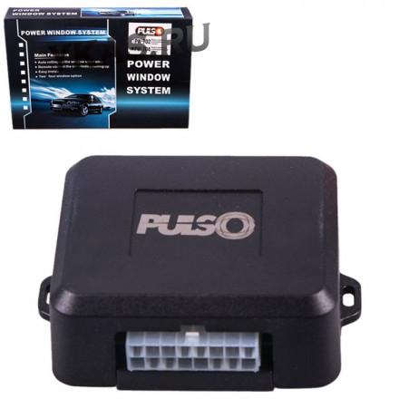 Модуль эл/стеклоподъемников 4 cтекла PULSO  RW704-4
