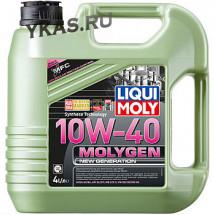 LM Синтет. моторное масло MOLYGEN NEW GENERATION 10W40 4л