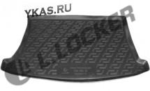 Коврик багажн.  Kia Rio II SD (05-11)   (РЕЗИНА)