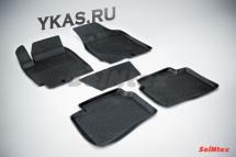 Коврики резиновые   KIA Cerato II 2009-2012г. БОРТ