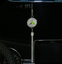 Подвески на зеркало заднего вида для освежителя Mercedes