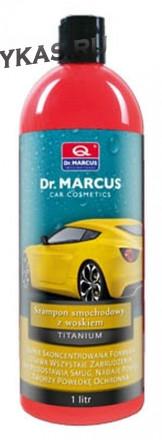 Dr.Marcus/Titanium Car Shampoo WAX  Шампунь с воском 1000мл.