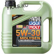 LM Синтет. моторное масло MOLYGEN NEW GENERATION 5W30 4л