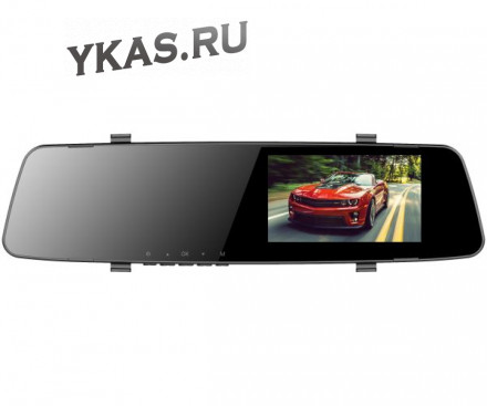Видеорегистратор-зеркало  Dixon M2 задняя камера с разметкой Full HD