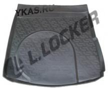 Коврик багажн.  Audi A4 SD (B7) (03-07)   (РЕЗИНА)