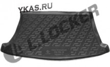 Коврик багажн.  Kia Rio III HB (11-)  (РЕЗИНА)