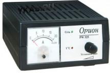 Зарядное устр-во импульсное Орион PW 325M  (автомат.стрелочн., предпуск. с регулир. 0,8-18А)