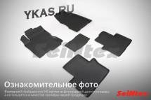 Коврики резиновые   Renault Koleos II с 2017г.-  БОРТ