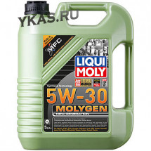 LM Синтет. моторное масло MOLYGEN NEW GENERATION 5W30 5л