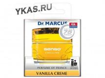 Осв.воздуха DrMarcus на панель гель  Senso Delux  Vanilla Creme