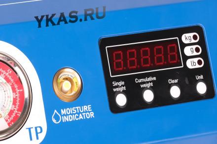 УСТАНОВКА полуавтомат для заправки автомобильных кондиционеров_50720