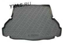 Коврик багажн.  Hyundai Elantra SD (11-)   (РЕЗИНА)