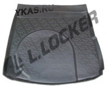 Коврик багажн.  Audi A6 SD (04-11)   (РЕЗИНА)