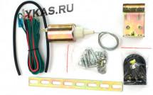 Активатор замка багажника - cоленоид  SKY TRK-1 макс. ход штока 14мм , усилие 4,5-5кг