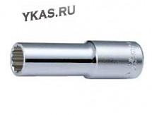 """Инструмент HANS. Торцевая головка глубокая 1/2"""" 12-гр. 36 мм"""